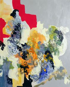 "Saatchi Online Artist Kathryn Neale; Painting, ""Untitled (2009a)"" #art"