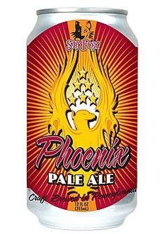 Sly Fox Phoenix Pale Ale CAN
