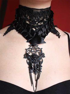 Elizabethan collar/neck corset
