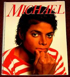 Michael Jackson Photo Book 1984 In Concert At Play With Friends C - http://www.michael-jackson-memorabilia.com/?p=6803