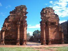 Las Ruinas Jesuíticas de la Misión de San Ignacio Miní, junto con las de Nuestra Señora de Loreto, Santa Ana y Santa María la Mayor (actualmente en Argentina) y São Miguel (Brasil) fueron declaradas Patrimonio Mundial de la Humanidad por la Unesco en 1984. Las de Santísima Trinidad y Jesús de Tavarangué, en Paraguay, fueron declaradas Patrimonio de la Humanidad en 1993