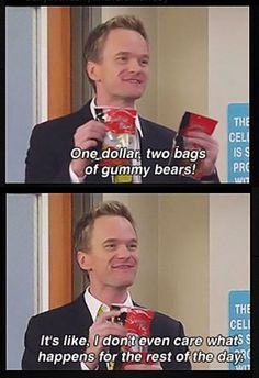 Barney Stinson Funny Pictures