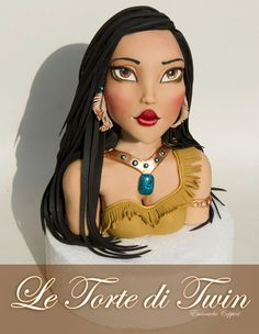 Pocahontas by Le Torte di Twin