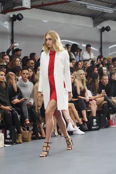 London Fashion Week Jean Pierre Braganza Spring Summer 2016