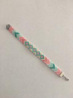 Fun Bead Loom Bracelet | Etsy