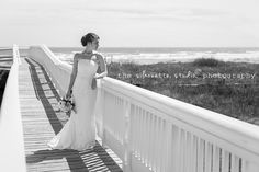 Gorgeous beach wedding pictures