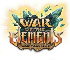wow tcg - war of the elements Game Font, Game Ui, Branding, Video Game Logos, Mobile Logo, Game Logo Design, Word Design, App Logo, Great Logos