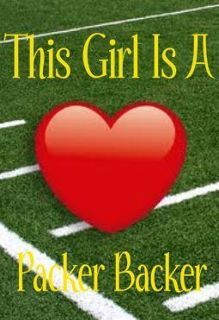 This girl is a Packer Backer!