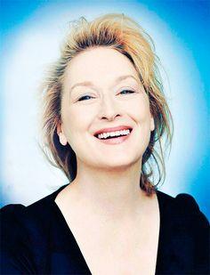 Meryl Streep | by Brigitte Lacombe