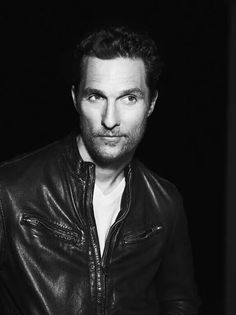 Matthew McConaughy -- he's just so pretty