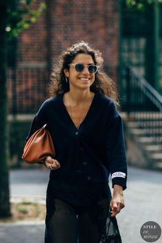 New Street Style, New York Fashion Week Street Style, Spring Street Style, Cool Street Fashion, Street Chic, Street Style Women, Street Snap, First Day Outfit, Mango