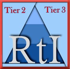 RtI~ Tiers 2 & 3- Great Info on How to Organize & Manage RTI Tiers!!