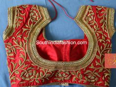 zardosi_work_blouse_for_silk_sarees