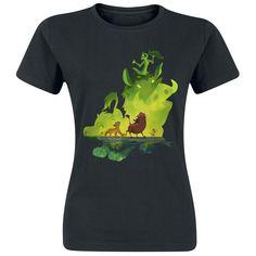 Green Jungle - Simba, Timon & Pumba