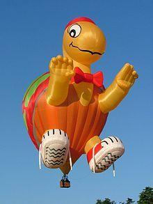 Hot air balloon - Simple English Wikipedia
