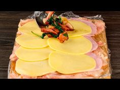 O umplutura deosebita, care in orice mancare se face remarcata. Cantaloupe, Good Food, Food And Drink, Cooking Recipes, Youtube, Kitchens, Pie, Simple, Food Recipes