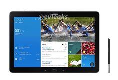 #CES2014 Neue Samsung-Tablets Neue Oberfläche, kein Menü-Button  #12.2 #8.4 #CES #galaxy note #Galaxy Tab #Pro #Samsung