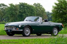 1977 MGB Roadster - Outstandingly successful despite, or perhaps because of, its relative simplicity, the perennially popular MGB remained in production for 18 years while rivals came and went. Conceived in the late 1950s and launched in 1962, the MGB was mechanically similar to the preceding MGA, though with unitary construction bodyshell instead of its forebear's separate chassis.