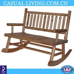 Outdoor Rocking Chair Double Rocking Adirondack Chair