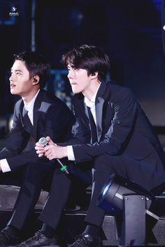 Sehun and Kyungsoo
