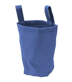 Runna Fabric Bag Blue from The Wooden Toybox