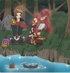 Alucard, Mobile Legends, Bang Bang, Hetalia, True Colors, My Best Friend, Princess Zelda, Fan Art, Fictional Characters