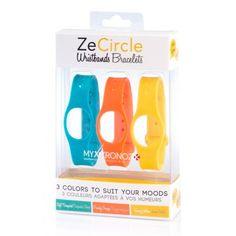 Pack de 3 correas Zecircle Mykronoz colorama #running #correr #sport