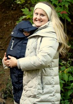 Winter Babywearing can be challenging! Instantly you are ready in a flash just by putting your own coat on and zipping  up the extendher! The extendher clips on to any coat that has a zipper. Any zipper any length coat. No required customization necessary. Ready to wear!!!  see us at: www.theextendher.com