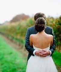 Wedding Hair, Stylist: Red Door Spa - Connecticut Wedding http://caratsandcake.com/erinandjay