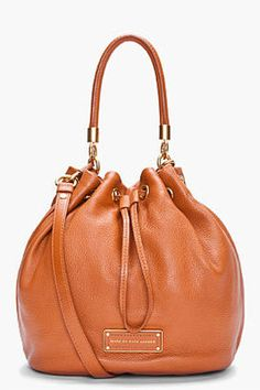 ShopStyle: MARC BY MARC JACOBS Brown Too Hot To Handle Bag