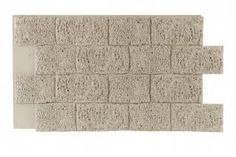 With our light weight faux stone panels there's no heavy lifting or chiseling, so you can be off your feet and enjoying your landscape! Stone Wall, Textured Walls, Stone, Home Fireplace, Brick And Stone, Stone Panels, Faux Stone, Paneling, Faux Walls