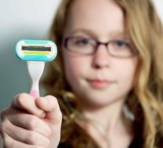 Secret Keeper Girl: How to talk to your daughter about shaving