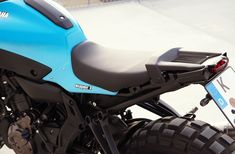 Yamaha MT 'Super7' built by JvB-moto