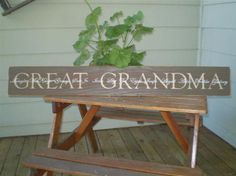 Wonderful gifts for those hard to shop for Grandparents!