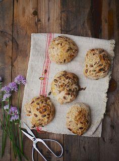 morgenboller - bread rolls