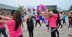 #Tomátelo a Pecho: la Presidencia del Concejo acompañó la segunda jornada de Mujeres Saludables - Diario Chaco: Diario Chaco Tomátelo a…