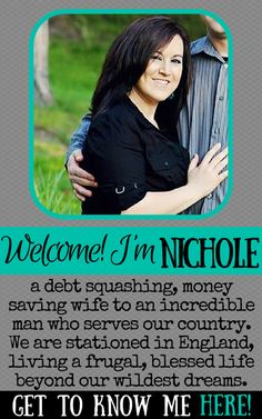 How We Save $100s if not $1000's Every Month. Food Series: Part 2 - Budget Loving Military Wife