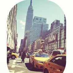 Love this shot! #Taxicab #city #love