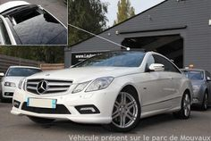 MERCEDES CLASSE E IV COUPE 350 CDI EXECUTIVE 7G-TRONIC PACK AMG