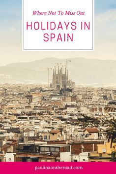 What are the top Spanish holiday destinations? Where to stay in Spain? Discover some of the best places to visit in Spain i 2018 including resorts, apartments etc. in Malaga, Barcelona... #spain #holiday #spanish #vacationtips