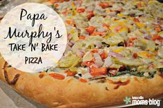 Celebrate Halloween with Papa Murphy's! {Giveaway} | Knoxville Moms Blog