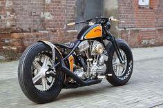 1951 Harley-Davidson Panhead Custom by Thunderbike