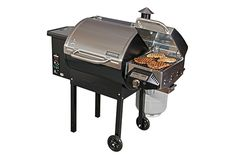 Shop a great selection of Camp Chef SmokePro DLX Pellet Grill (Bronze) Sear Box - Bundle (Stainless Steel). Find new offer and Similar products for Camp Chef SmokePro DLX Pellet Grill (Bronze) Sear Box - Bundle (Stainless Steel). Wood Pellet Grills, Camp Chef, Built In Bbq, Smoker Cooking, Wood Pellets, Grill Design, Bbq Grill, Camping Grill, Barbecue Ribs