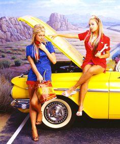 11 fantastiche immagini su Paddock Girls  f31d4069ded