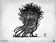 bestiaire Call of Cthulhu edition - Éditions Sans-détour - Chaosium Inc - 2014 Hp Lovecraft, Lovecraft Cthulhu, Art Cthulhu, Call Of Cthulhu Rpg, Cthulhu Tattoo, Yog Sothoth, Lovecraftian Horror, Eldritch Horror, Fantasy Monster