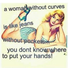 Curvy women I think I totally fit into this category and I love it!