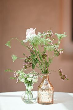 Queen Anne's Lace, Old Glass
