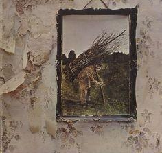 Led Zeppelin, Led Zeppelin IV - 2nd - Top - EX, UK, Deleted, vinyl LP album (LP record), Atlantic, 2401012, 575095