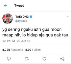 Quotes Lucu, Jokes Quotes, Funny Quotes, Funny Memes, Sarcasm Meme, Text Jokes, Funny Tweets Twitter, Nct, Cartoon Jokes