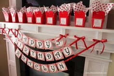 Olivia the Pig Birthday Party – Decor and Activities from This Nest is Best